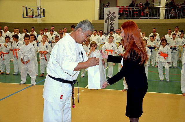 Shihan Kenji Fujiwara w Jaśle