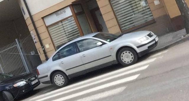 Mistrzowie Parkowania: Passat na pasach? Czemu nie!