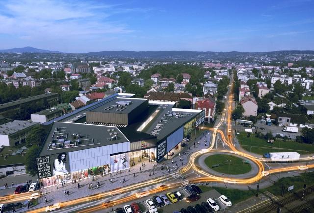 W Jaśle powstanie galeria Shopin Jasło z wielosalowym kinem