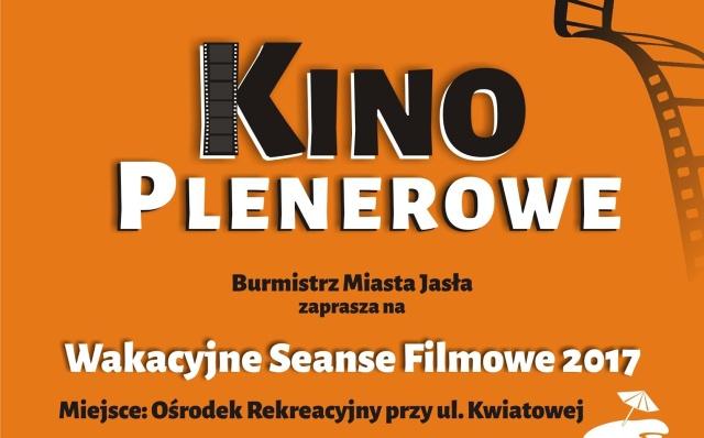 Wakacyjne kino plenerowe na Kwiatowej!