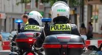 Motocyklista jechał za szybko. Policjanci zatrzymali mu prawo jazdy