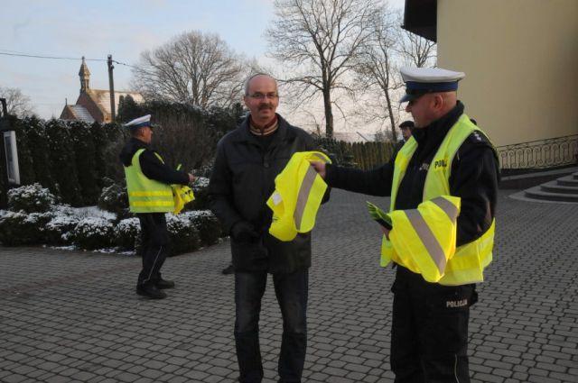 Wspólne działania jasielskich policjantów we współpracy z WORD-em