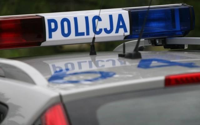 Policjanci zatrzymali włamywacza, który ukradł z pizzerii pieniądze