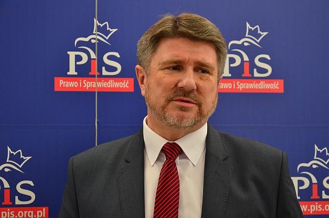 Bieszczady zasługują na skomunikowanie z resztą kraju – podkreśla Poseł Bogdan Rzońca