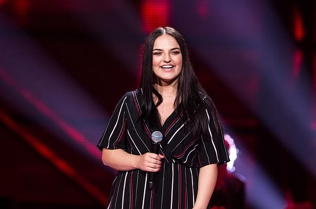 "Aleksandra Tocka na żywo w ""The Voice Of Poland""!"