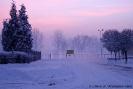 Zima w Jaśle