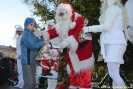 Mikołaj na jasielskim Rynku