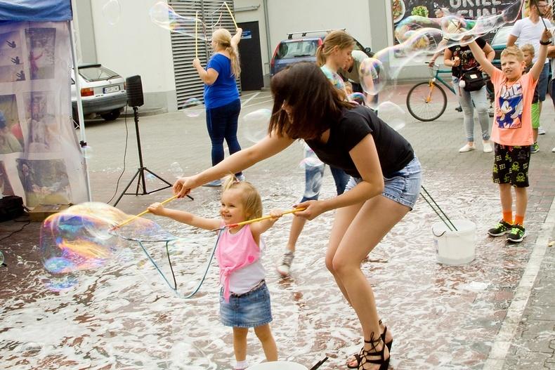 Rodzinny Dzień w Galerii Jasło